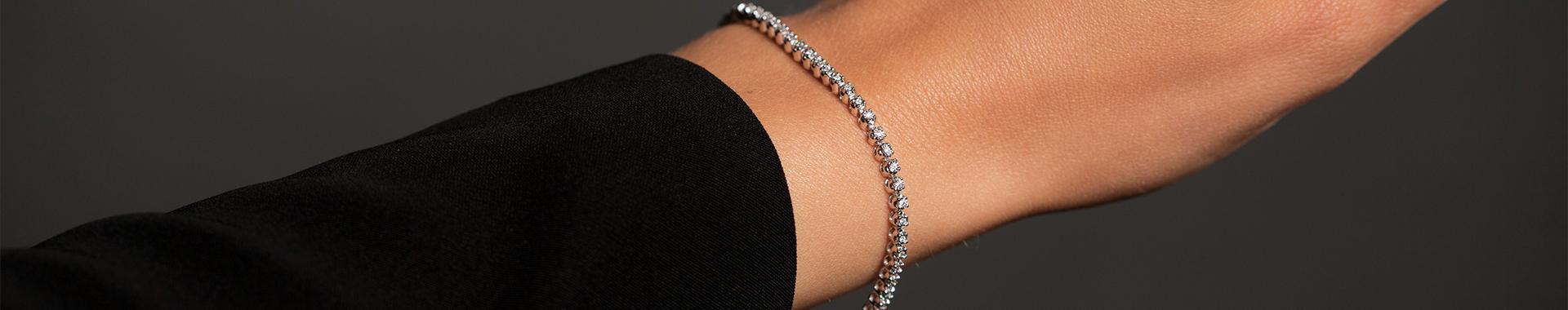 Diamantarmbånd