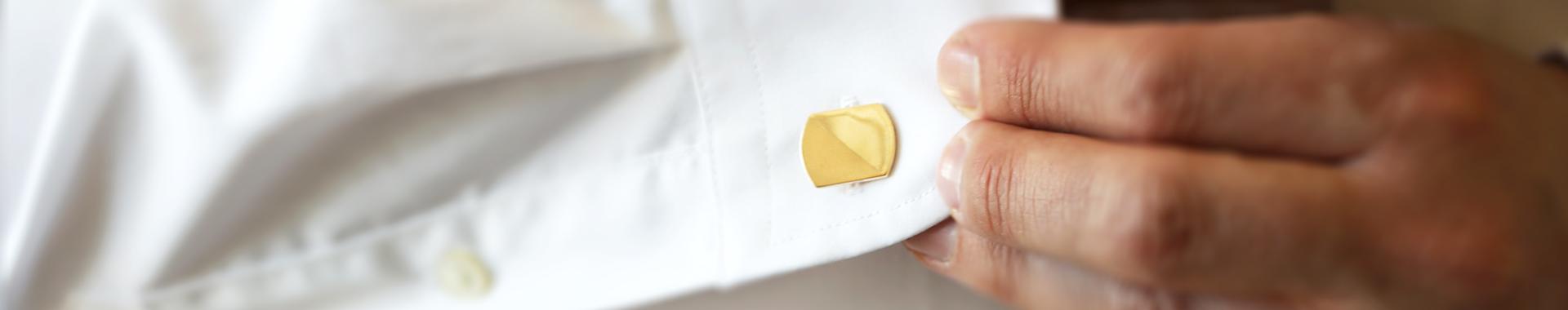Mansjettknapper og slipsnåler – Konfirmasjonsgaver til han